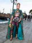 Jennifer Lopez Front Row @ Dolce & Gabbana Alta Moda 2021