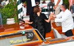 Maggie Gyllenhaal Wore Marina Moscone During Venice Film Festival