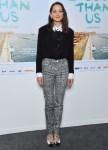 Marion Cotillard Wore Chanel To The 'Bigger Than Us' Paris Premiere