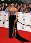 Maya Jama Wore Azzi & Osta To The 2021 National Television Awards