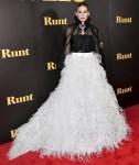 Olivia Palermo Wore Monique Lhuillier To The 'Runt' LA Premiere