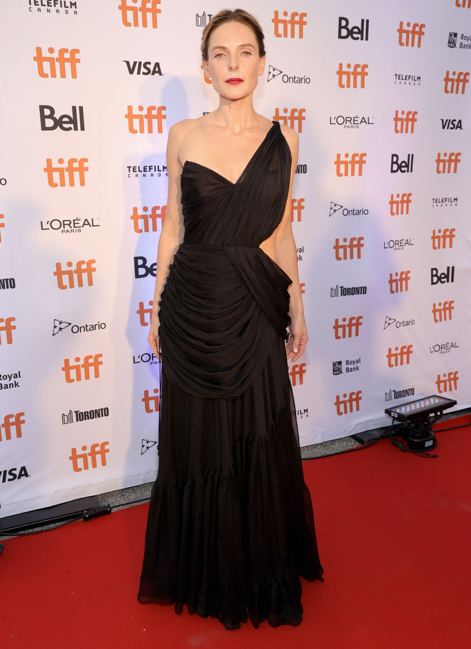 Rebecca Ferguson Wore Cong Tri To The 'Dune' Toronto Film Festival Premiere