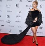 Rita Ora Wore Antonio Grimaldi Haute Couture To The 2021 Daily Front Row Fashion Media Awards