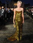 Sharon Stone Wore Dolce & Gabbana To The 2021 Zurich Film Festival