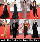 Who Was Your Best Dressed On Day Three Of The Venice Film Festival?
