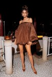 Zendaya Wore Valentino Haute Couture For Valentino Dinner Held In Her Honour