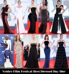 Who Was Your Best Dressed On Day One Of The Venice Film Festival?