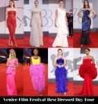 Who Was Your Best Dressed On Day Four Of The Venice Film Festival?