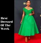 Best Dressed Of The Week - Yara Shahidi In Dior Haute Couture