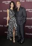 Amal Clooney Wore 16Arlington To 'The Tender Bar' LA Premiere