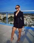 Chloe Bailey Wore Dolce & Gabbana For The 'Gram