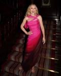 Kylie Minogue Wore Oscar de la Renta To The Golden Vines Awards Dinner