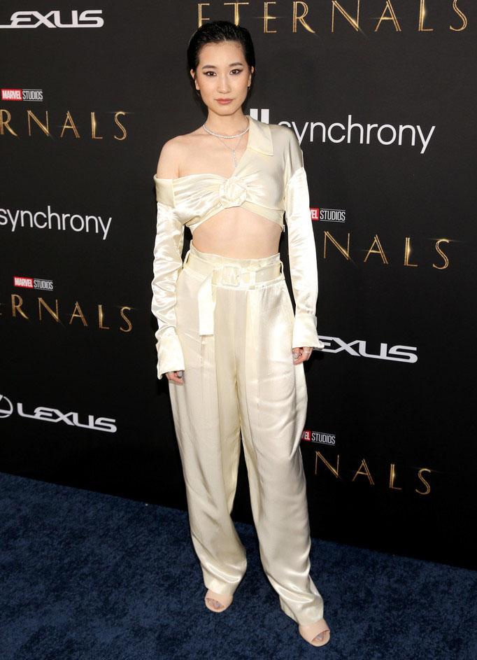 'Eternals' LA Premiere Red Carpet Roundup