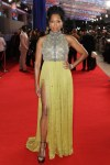 Regina King Wore Louis Vuitton & Alexander McQueen To 'The Harder They Fall' London Film Festival Premiere & Photocall