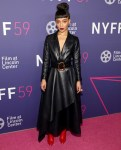 Ruth Negga Wore Alexander McQueen To The 'Passing' New York Film Festival Premiere
