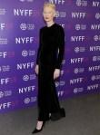 Tilda Swinton Wore Haider Ackermann To The 'Memoria' New York Film Festival Screening
