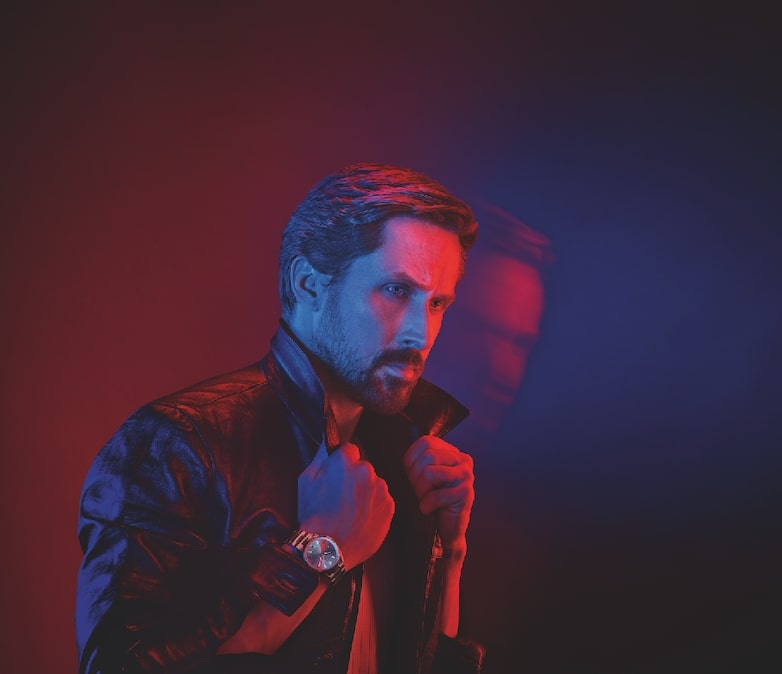 Ryan Gosling Unveiled As The New TAG Heuer  Ambassador