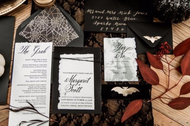 HalloWedding Styled Shoot 3