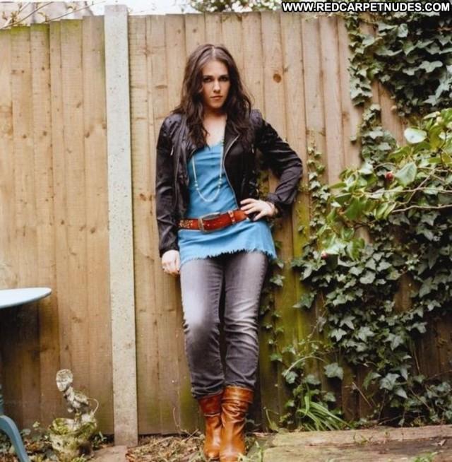 Sandi Thom Role Play Babe Rocker Punk Posing Hot Celebrity Beautiful