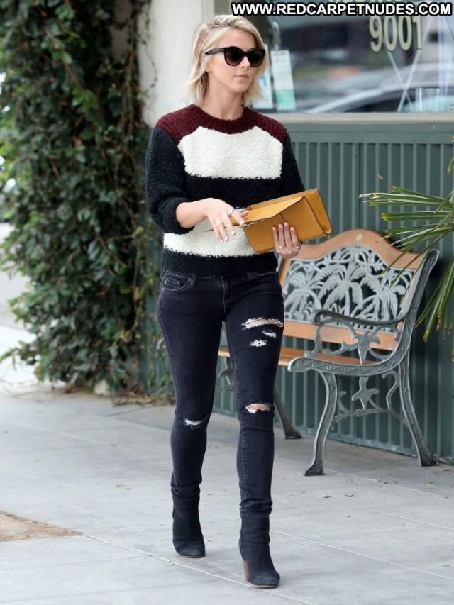 Julianne Hough Beverly Hills High Resolution Beautiful Babe