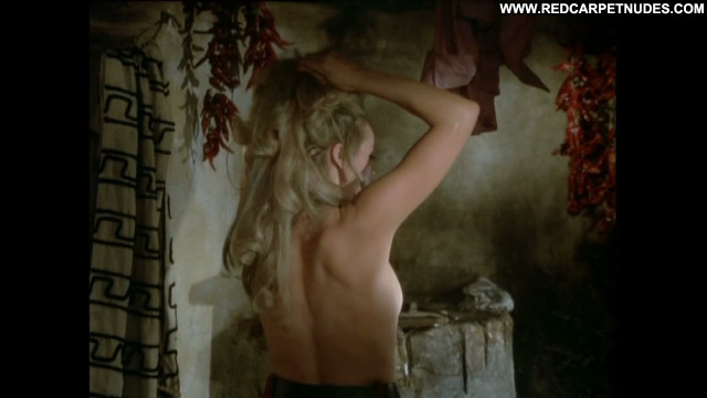 Ursula Andress Mountain Of The Cannibal God Babe Beautiful Posing Hot