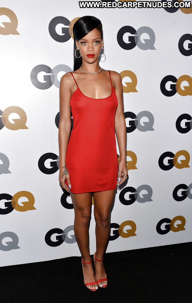Rihanna Pictures Celebrity Redhead Brunette Hot Gorgeous Babe