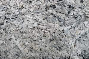 using wood ash in your garden from Christmas tree