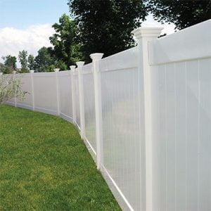 fence to prevent deer damage and other tree problems