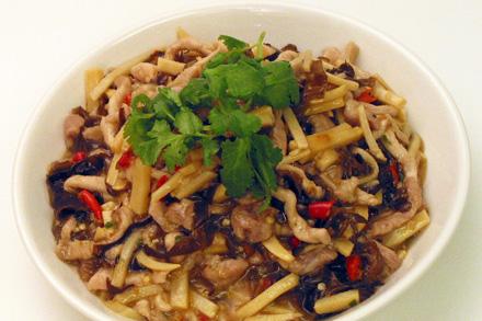 YuXiang Stir-fry Pork