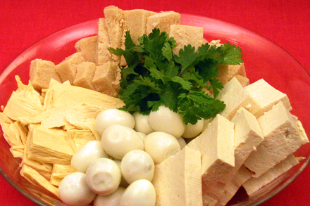 Tofu Platter