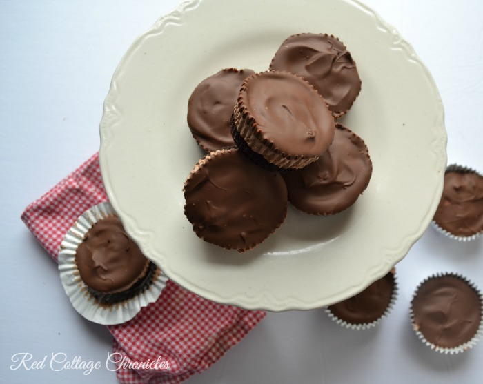 Chocolate Desserts Triple Chocolate Cups