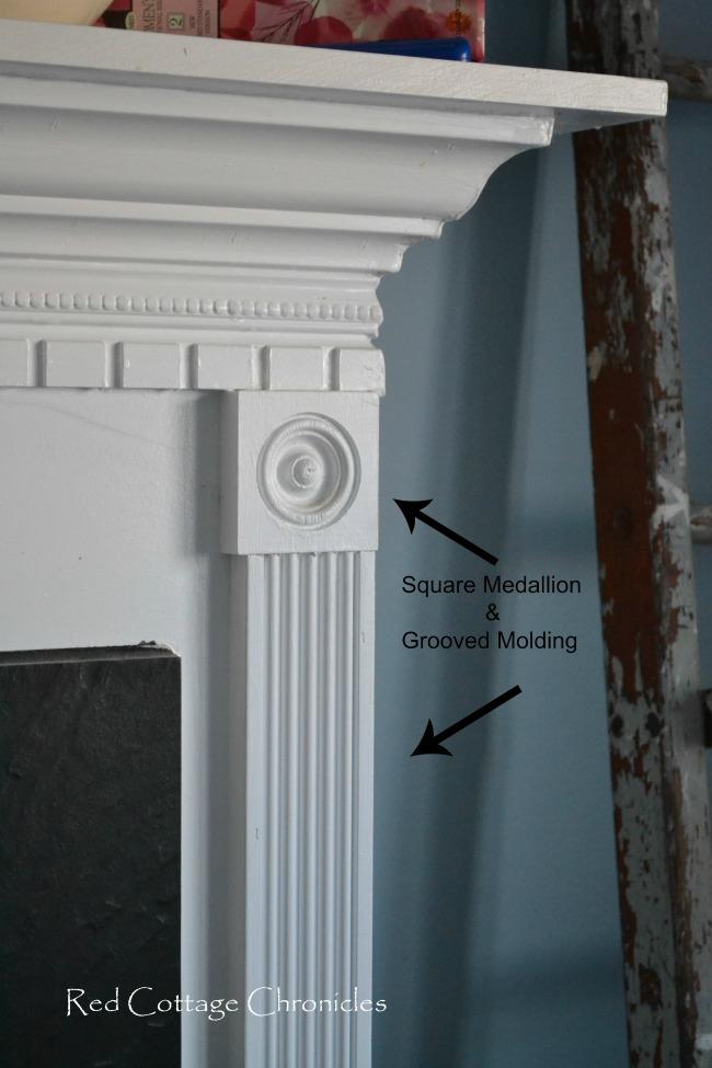 diy fireplace mantel mouldings