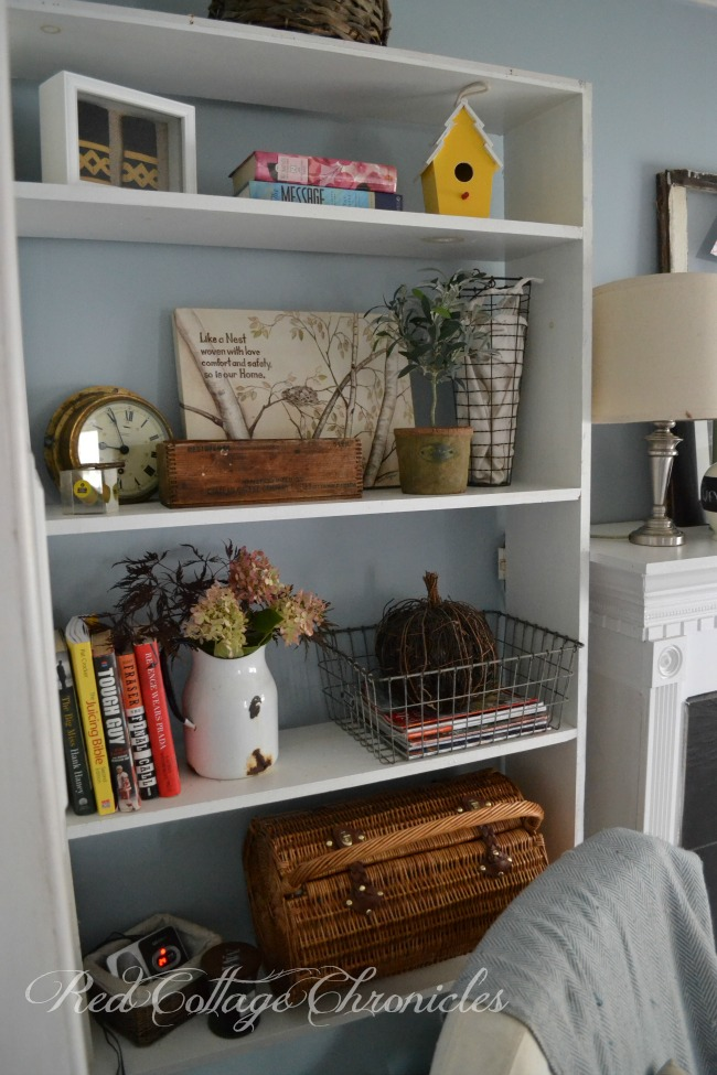 Recycling-a-bookcase