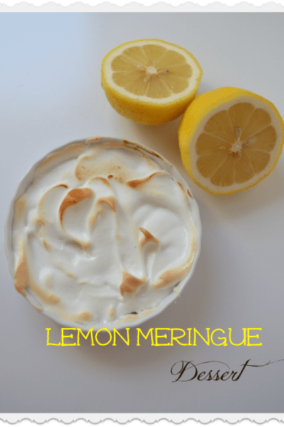 Taste of Home Tuesday – Lemon Meringue Dessert