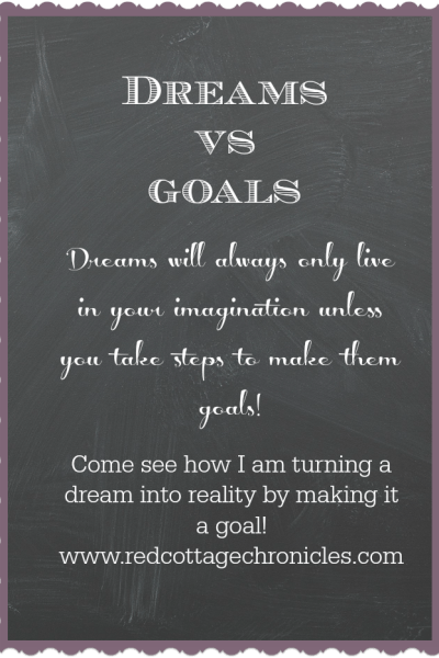 Dreams vs goals
