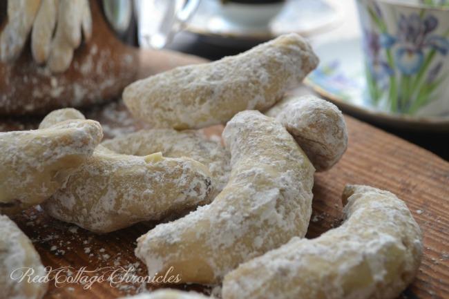 Everyday Baking - Pecan Sandies