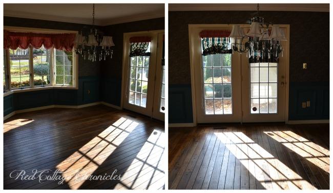 pegged hardwood floors