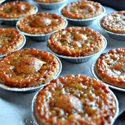 Butter Tarts – A Canadian Tradition