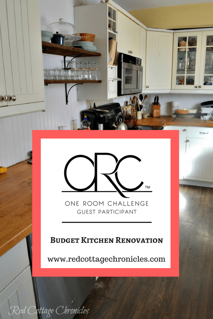 Six week kitchen renovation project