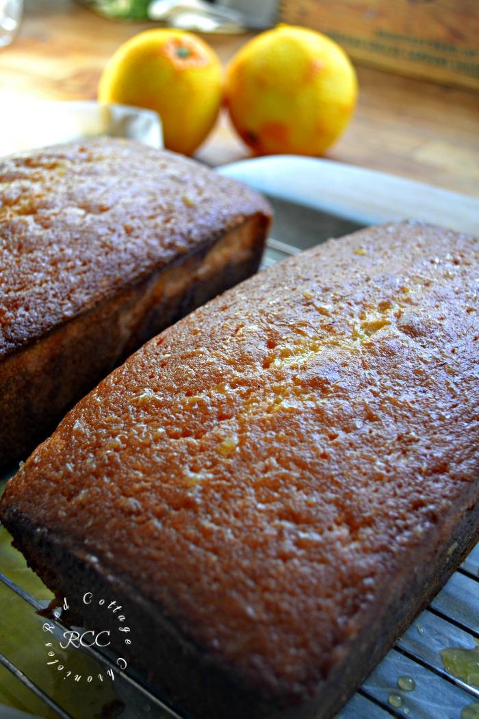 Cranberry Orange Walnut Bread - Edible Gifts