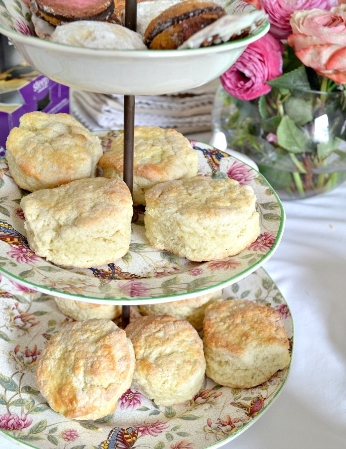 The Best English Scone