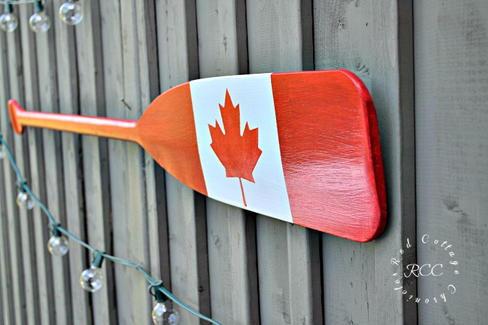 Canada Day Tablescape Ideas