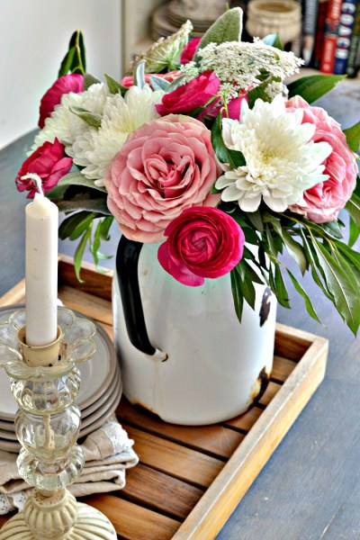 How to Arrange Grocery Store Flowers Like a Pro