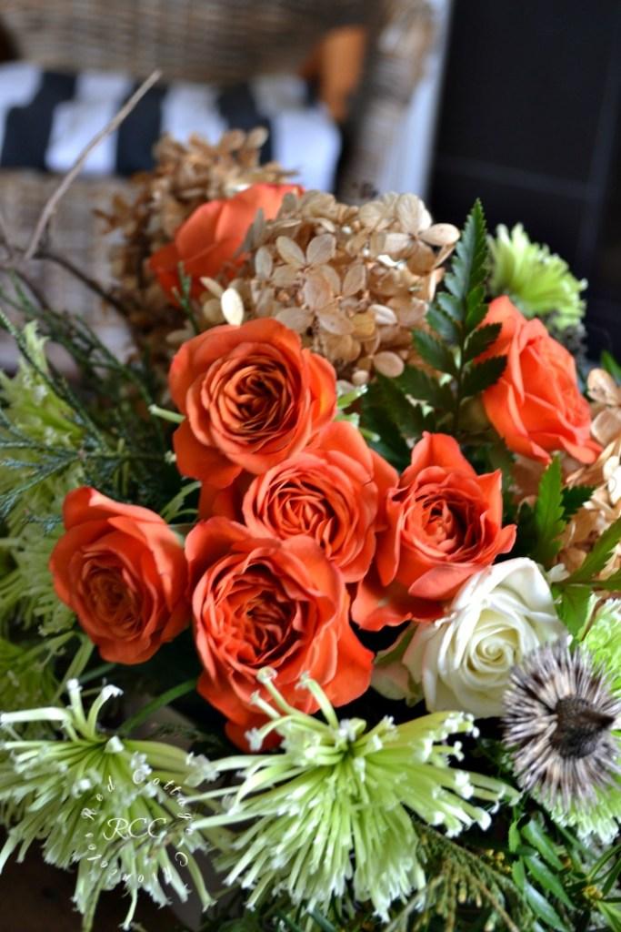 DIY Floral Bouquet