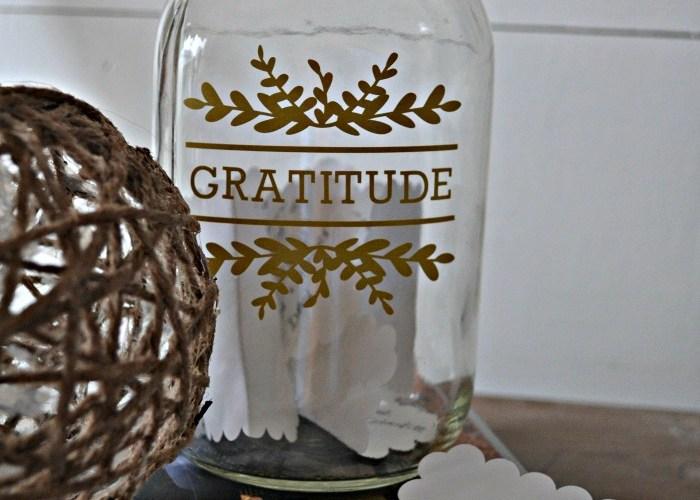 Why you need a Gratitude Jar
