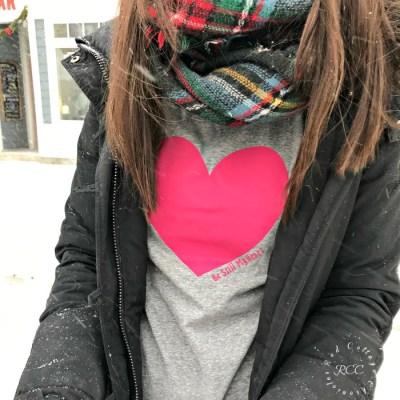 Be Still My Heart Valentine T-Shirt