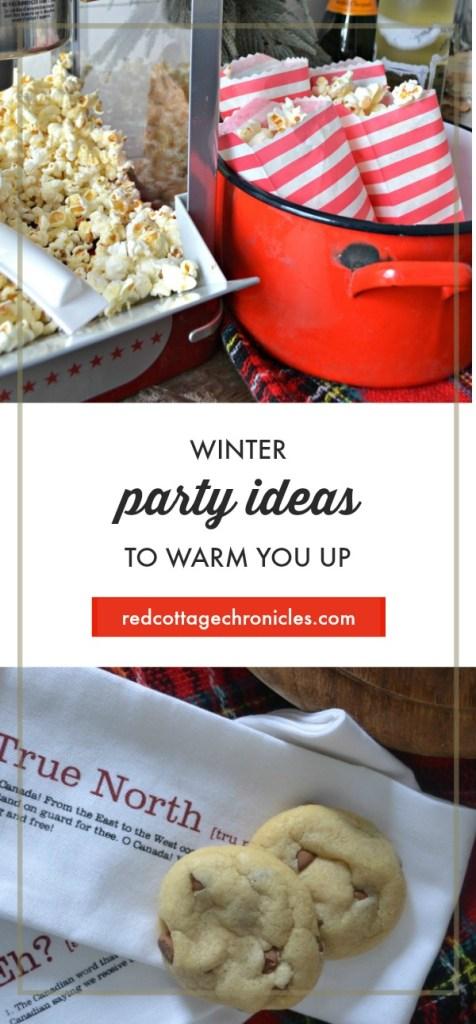 Winter Party Ideas