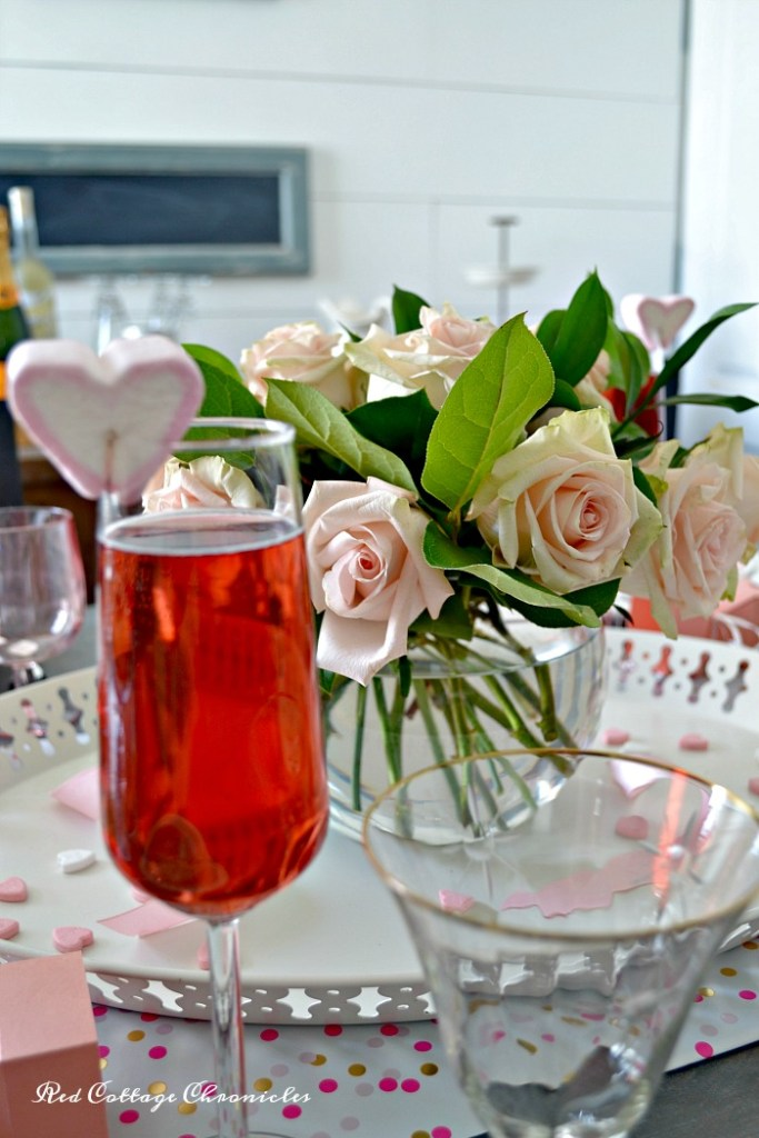 Valentine's Day Table Decoration Ideas