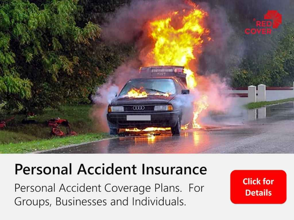 Personal Accident Insurance Plans