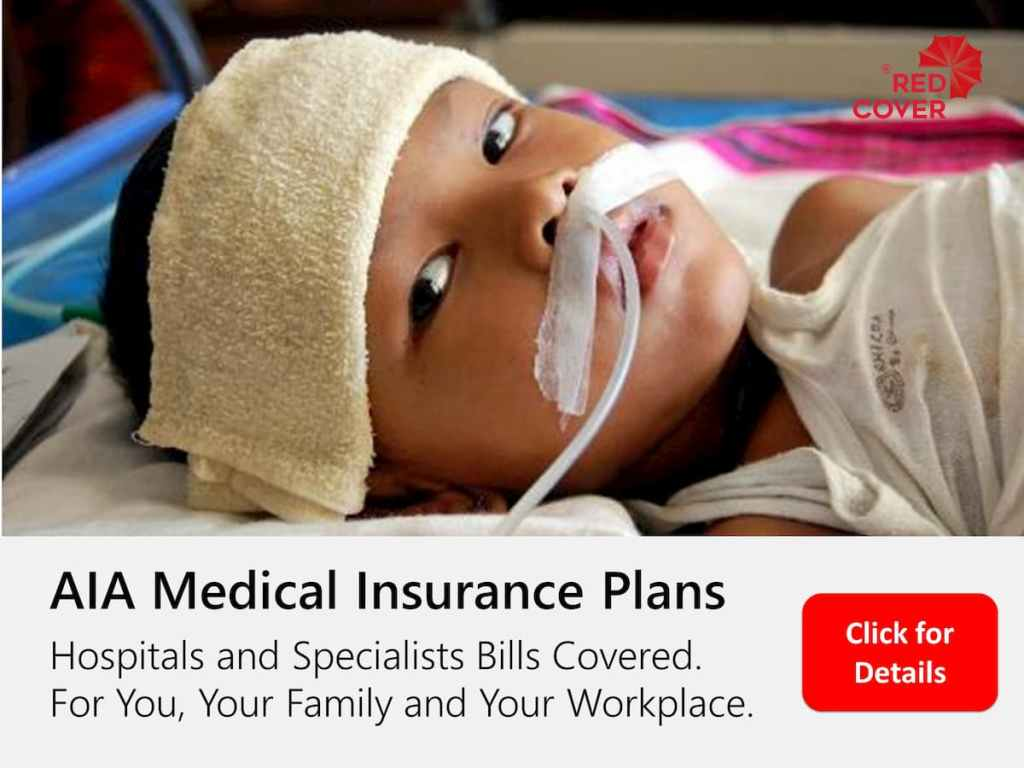 AIA Medical Insurance Plans